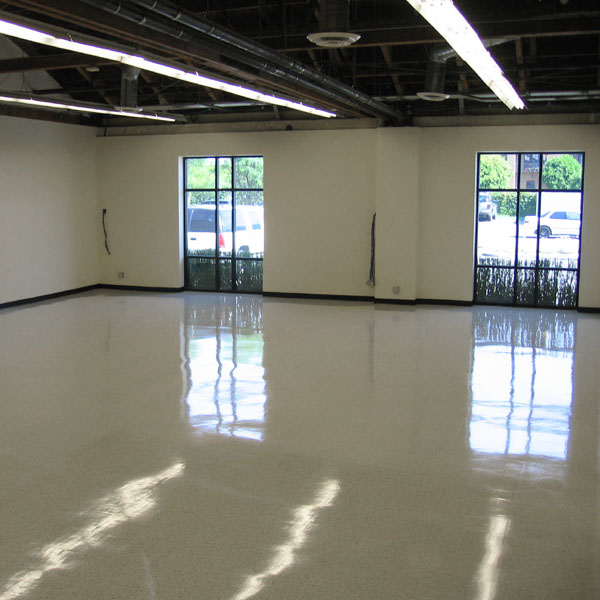 Dissipative Floor Finish 2