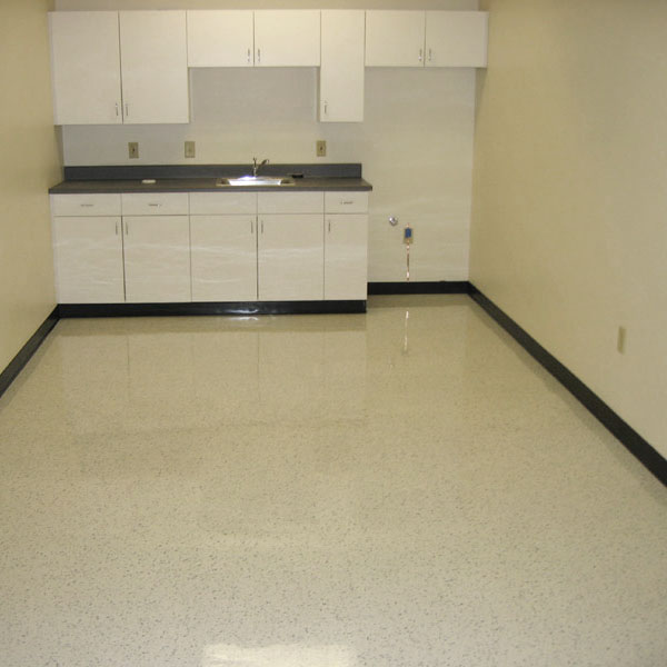 Dissipative Floor Finish 3