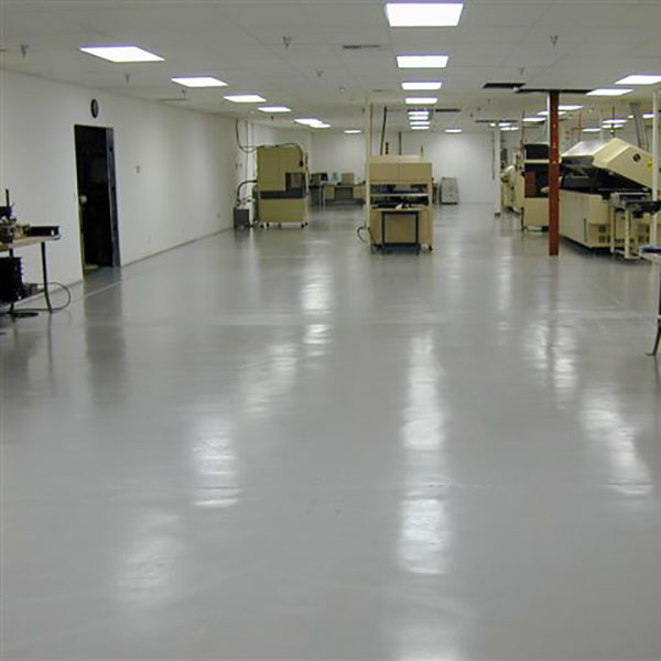 Dissipative Floor Finish 5