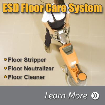 Statguard Flooring Your ESD Flooring Solutions Provider - Floor stripping neutralizer